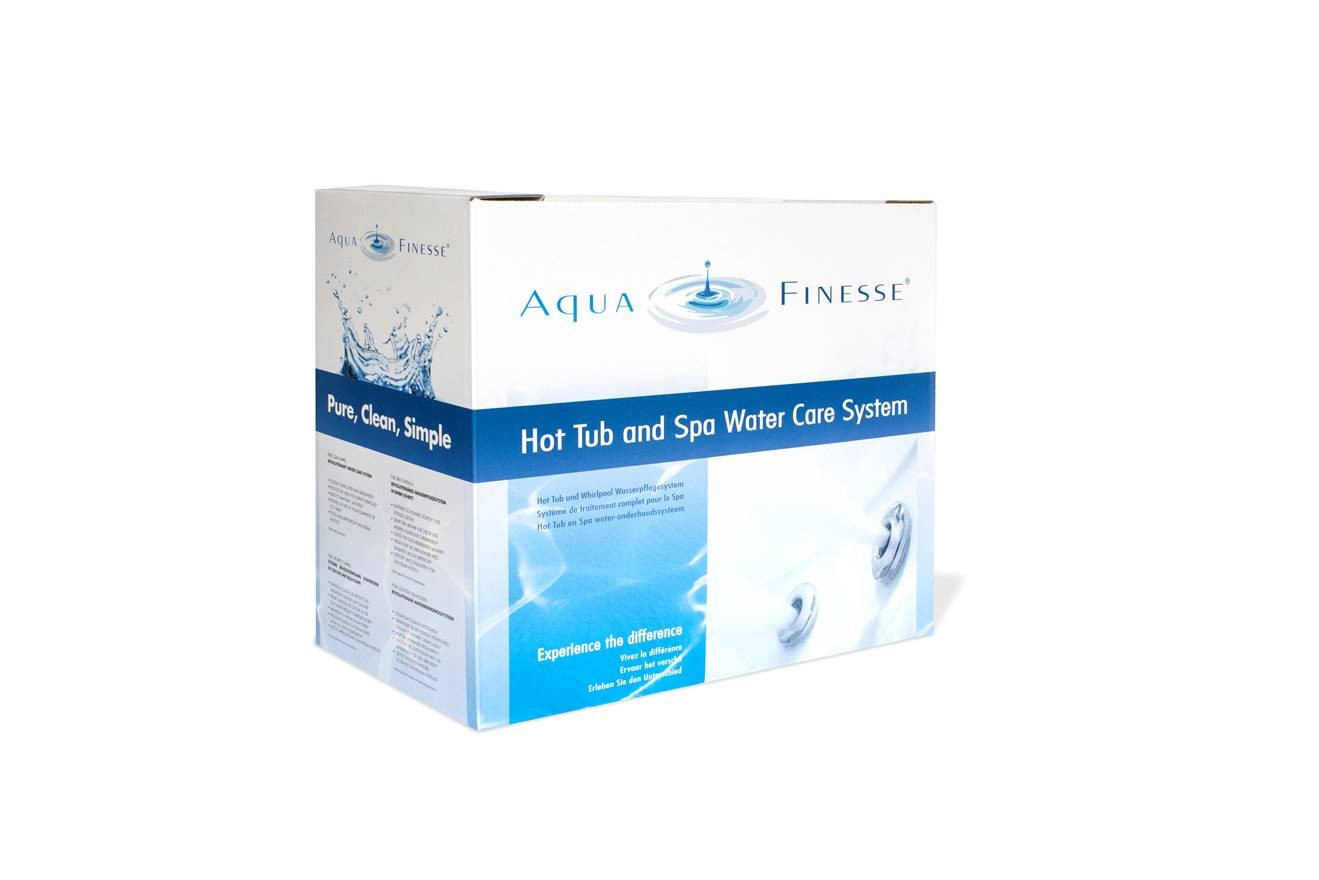 aquafinesse hot tub box